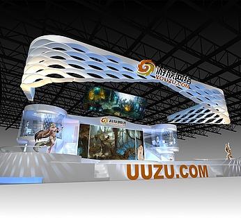 游族游戏展厅