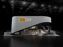 搜狐游戏展展览模型
