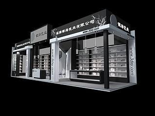 淄博银海瓷业展览模型