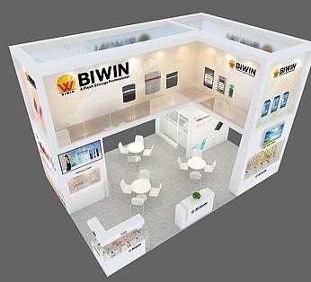 BIWIN展台