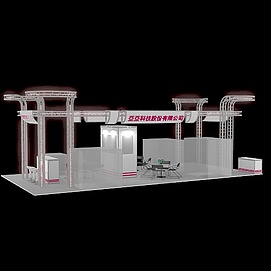 <font class='myIsRed'>科技展厅</font>展览模型
