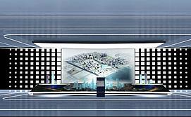 沙盘展览模型