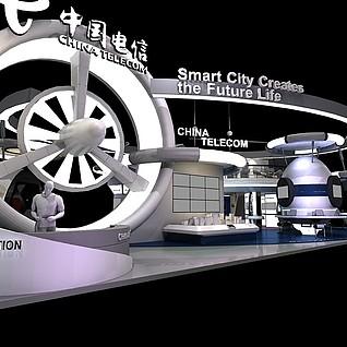 最终引擎3d模型