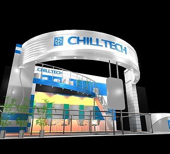 CHILL TECH 展