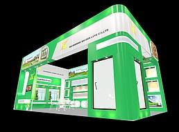 国外展厅展览模型