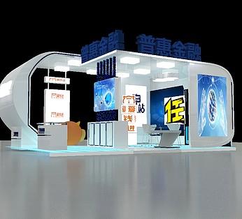 科技感展厅