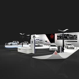 <font class='myIsRed'>汽车展厅</font>展览模型