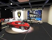 车展3d模型