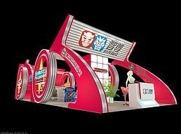 智尊游戏模型展厅展览模型