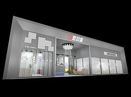 思贝展厅展览模型