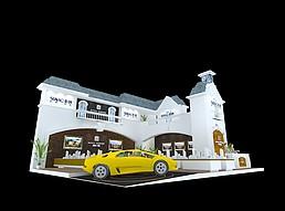 沙盘房产展厅展览模型