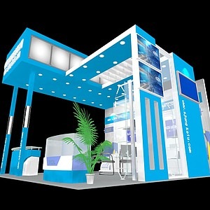 中國清城<font class='myIsRed'>科技展廳</font>展覽模型