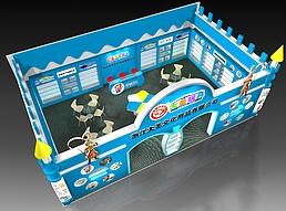 大圣玩具展览模型