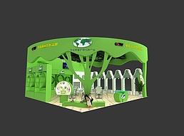 宝童2展览模型