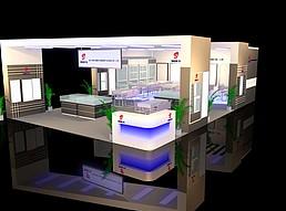 北京顺发展览模型