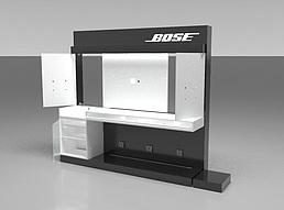 AM产品展柜展览模型
