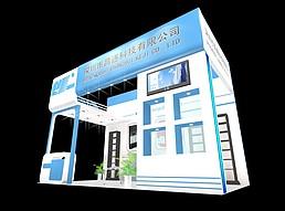 深圳科技展览模型