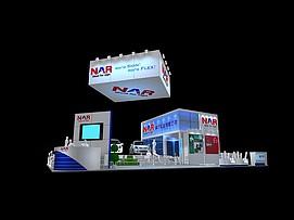 NAR汽车展览模型
