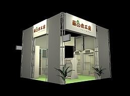 杭州滕之木展览模型