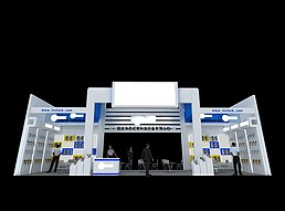 英诺维展览模型