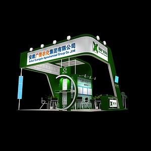 安徽廣信展覽模型