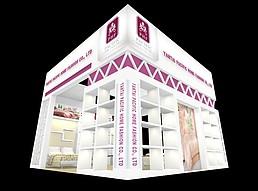 明远家具展览模型