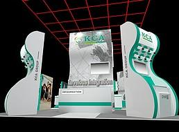 KCA展展览模型