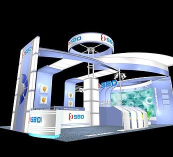 国外科技展
