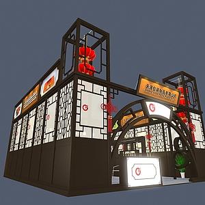 天源包裝制品展覽模型