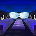 眼镜发布会舞台3d模型