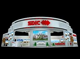 15X15SDIC展览模型