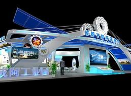 26X19成都节能环保基地展览模型