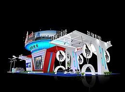 31X13广州展览模型