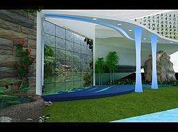 32X34-乐山展览模型