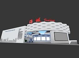 33X18涪城展览模型