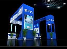 6X6上海瑞福莱展览模型