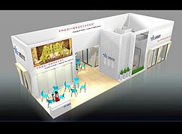 6X15华阳展览模型