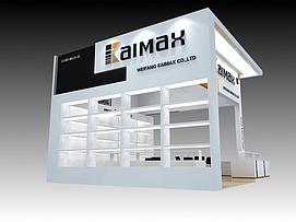 科技展览模型
