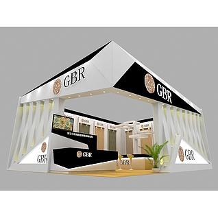 9X12-金佰利展览模型