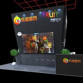 乐豆游戏3d模型