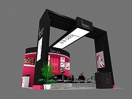 6X7化妆品类展览模型