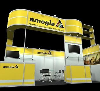 amegia展