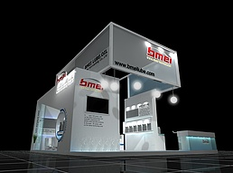 bmei展创意展展览模型