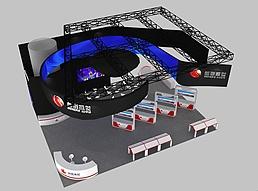 12X9创联盛世展览模型