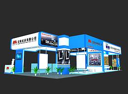 9X18科威晶沈阳展览模型