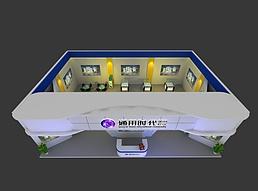 10X15方形通用展览模型