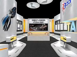 10X17形式-泰亚展览模型