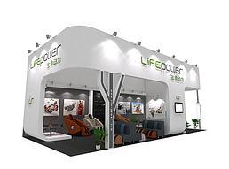 12X6生命动力展览模型