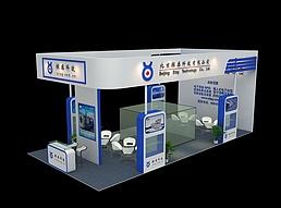 12X6探感科技展览模型