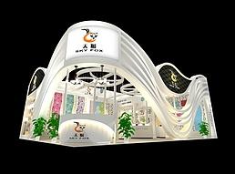 12X9-天狐壁纸展览模型